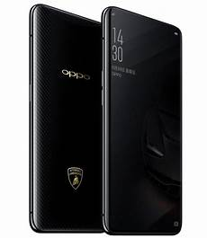 oppo find x and find x lamborghini edition launched in