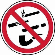 Panneau Interdiction Formelle De Fumer Virages