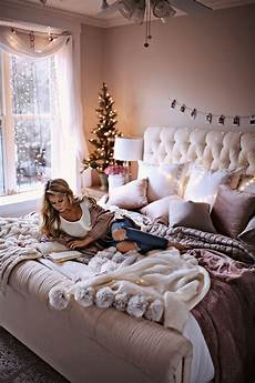 7 holiday decor ideas for your bedroom welcome to rink