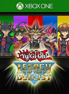 yu gi oh legacy of the duelist for xbox one 2015