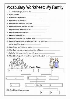 family worksheets free 18612 vocabulary worksheet my family medium 6th grade worksheets