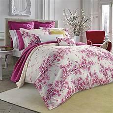 bluebellgray 174 cherry blossom pink comforter bed bath beyond