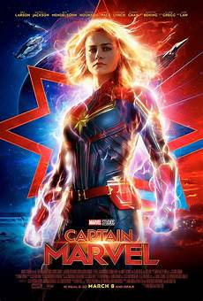 10 powerful captain marvel movie posters revealed e