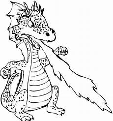 Malvorlage Drache Einfach Coloring Pages Printable Activity Shelter