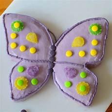 Torten Für Kindergeburtstag Zum Selbermachen - schmetterling kuchen f 252 r kindergeburtstag selber machen