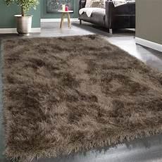 hochflor teppich shaggy moderner wohnzimmer shaggy hochflor teppich soft garn in
