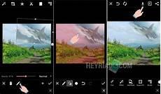Cara Edit Foto Ada Ikan Hiu Paus Di Langit Dengan Picsart