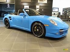2012 paint to sle bright blue porsche 911 turbo s