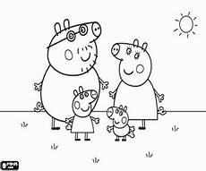 Ausmalbilder Peppa Wutz Familie Ausmalbilder Peppa Pig Peppa Wutz Malvorlagen