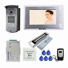 aliexpress buy mileview wired 7 quot door phone