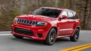 2020 Jeep Grand Cherokee SRT Release Date & Price  2019