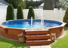 Poolumrandung Pool 252 Ber Dem Boden Pool Umrandung