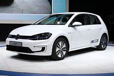New Electric Vw E Golf Launches In Of Emissions
