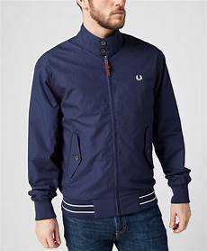 fred perry paper touch harrington jacket scotts menswear