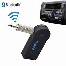 3 5mm aux bluetooth wireless stereo audio adapter receiver