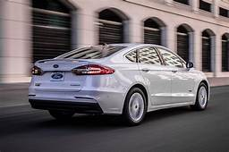 2019 Ford Fusion First Look Seventh Year Itch  Motor Trend