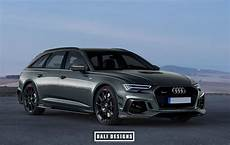 2019 Audi Rs6 Avant Performance Competition By Dly00 On