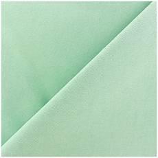 tissu vert d eau tissu toile de coton uni canevas vert d eau x 10cm ma