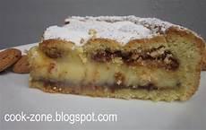 Torta Di Pistacchi Con Crema Pasticcera Melizie In Cucina Ricetta Nel 2020 Idee Alimentari   cook zone torta di crema pasticcera con amaretti in vista