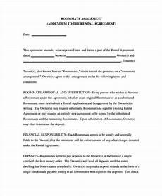 Rent Deposit Mn by Free 20 Sle Rental Agreement Forms Pdf