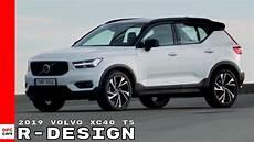 2019 volvo xc40 t5 r design white