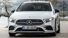 2018 mercedes a 200 the benchmark in the compact class