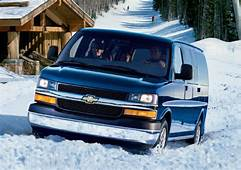 2007 Chevrolet Express 2500 Reviews Specs And Prices