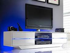 led beleuchtung jugendzimmer lowboard jazz 160x36x40 cm wei 223 tv board tv m 246 bel led