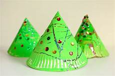3d Paper Plate Tree Craft