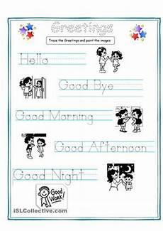 polite greetings worksheet search education english worksheets for kids english