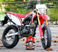 Modifikasi Honda Crf 150 Supermoto by Modifikasi Motor Crf 150 Zona Ilmu 8