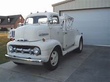 1948 Ford COE Wrecker By House Of Insurance Eugene