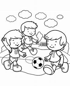football soccer match coloring page topcoloringpages net