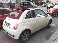 Fiat 500 Cabrio Farben - neu fiat 500 c auf autoreport pb fahrberichte