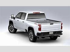 New Truck 2020 Summit White Chevrolet Silverado 2500HD