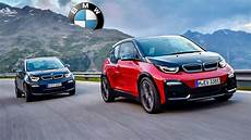 Bmw Elektroauto I3 - drag racing two 2019 bmw i3 ev electric cars