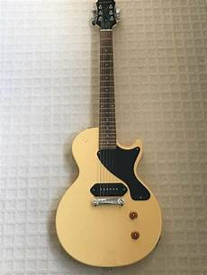 tv yellow les paul jr limited edition epiphone les paul junior tv yellow in spalding lincolnshire gumtree