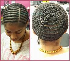 Hair Braiding Patterns
