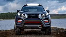 2019 Nissan Navara Nissan Navara Sky Concept