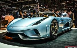 Video Koenigseggs Geneva Motor Show 2015 Reveal  GTspirit