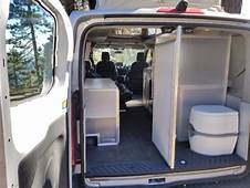 Ford Transit ModVan Conversion With Pop Up Roof