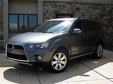 Sell Used 2012 Mitsubishi Outlander Se Awd Automatic In