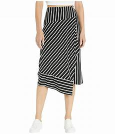 Spandex Strips Kensie Lightweight Viscose Spandex Printed Strip Faux Wrap