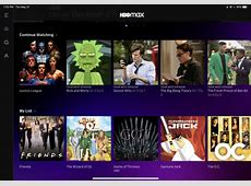hbo max on roku update