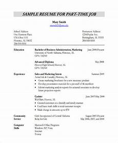 20 simple work resume templates pdf doc free