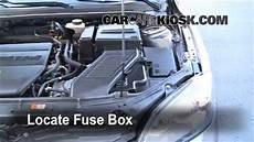 Interior Fuse Box Location 2004 2009 Mazda 3 2008 Mazda