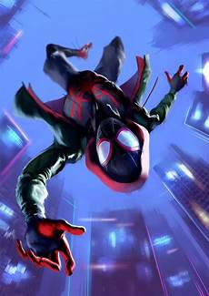 into the spider verse by daniele d italia marvel