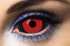 lentilles 22mm sclera tokyo ghoul rouges noires 1 an 011