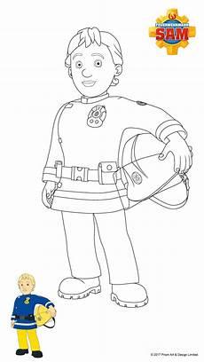 Malvorlagen Sam Der Feuerwehrmann Feuerwehrmann Sam Ausmalbilder Mytoys