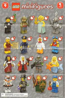 the minifigure collector lego minifigures series 9 rarity guide